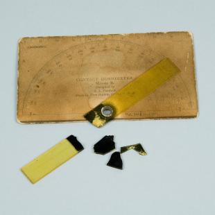Penfield contact goniometer