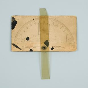 Arm protractor and goniometer