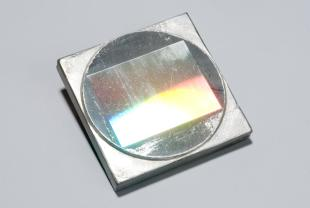 flat diffraction grating
