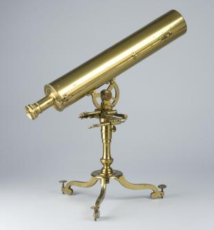 1-foot Gregorian reflecting telescope