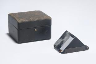 mounted right angle prism