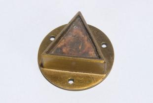 mounting for a 60° prism