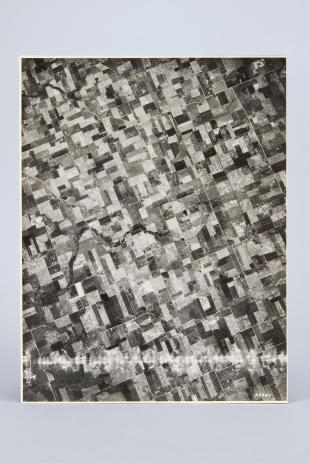 aerial photograph of Rushville, Indiana