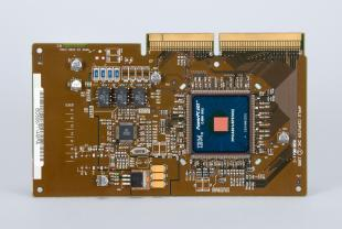 central processing unit card for Power Mac 7500