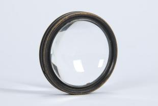 2-inch lens in brass cell