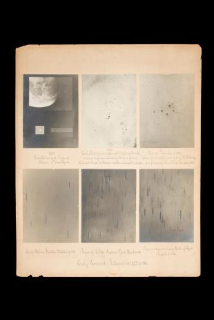 research talk illustration:  Early Harvard Photographs 1858 to 1886