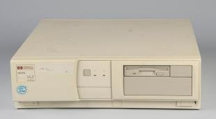 HP Vectra VL2 4/50se computer used with operant chamber