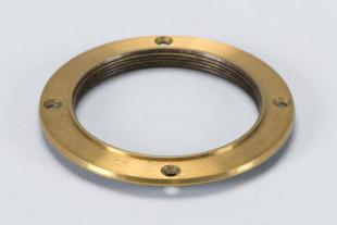 threaded connecting collar