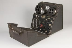 military wire recorder