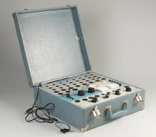 B&K Dyna-Jet model 707 tube tester