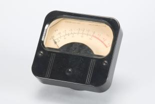 Weston model 7 type 30A VU (Volume Units) panel meter