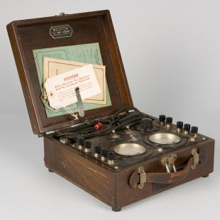 Weston model 537 radio set tester