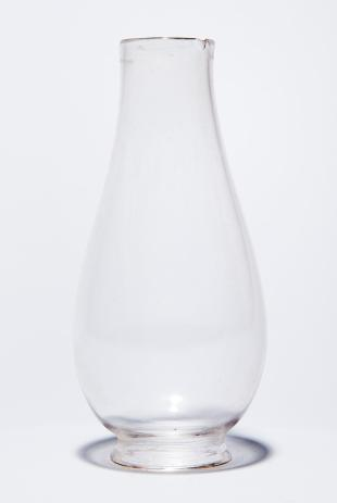 glass chimney for microscope lamp