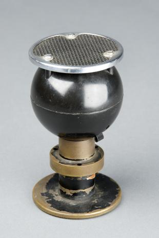 Western Electric model 630A eight-ball microphone
