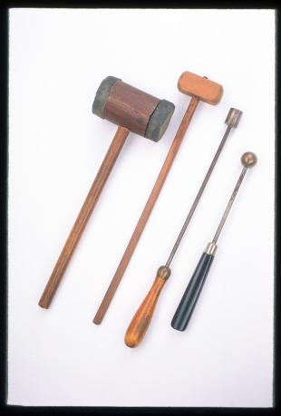 mallet for tuning fork
