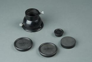 lens caps and adaptor