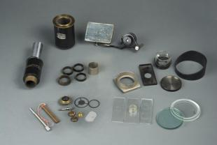 microscope parts