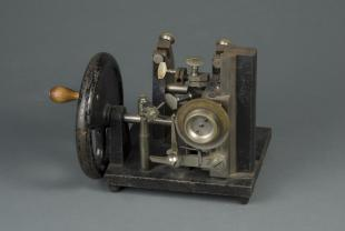 Minot-type automatic rotary microtome