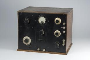 audio-frequency oscillator