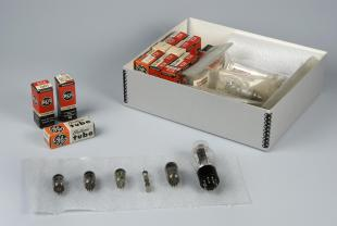 vacuum tubes for cathode-ray oscilloscope