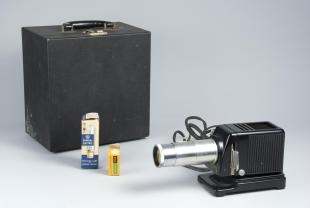 slide projector, 35 mm